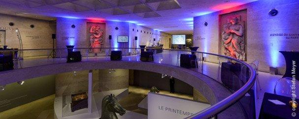 Musée du Louvre conférence