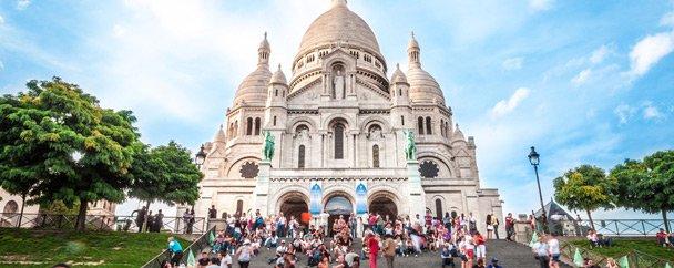 Séminaire cohésion d'équipe à Montmartre Paris