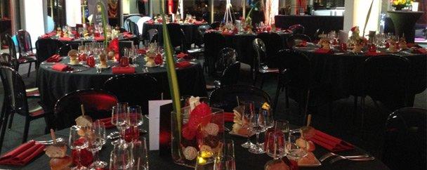 Conférence et dîner d'entreprise