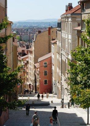 Séminaire entre ville et nature à Lyon