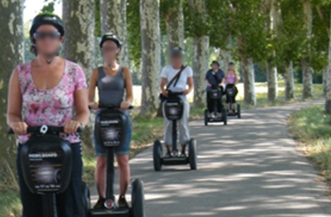 team building toulouse segway