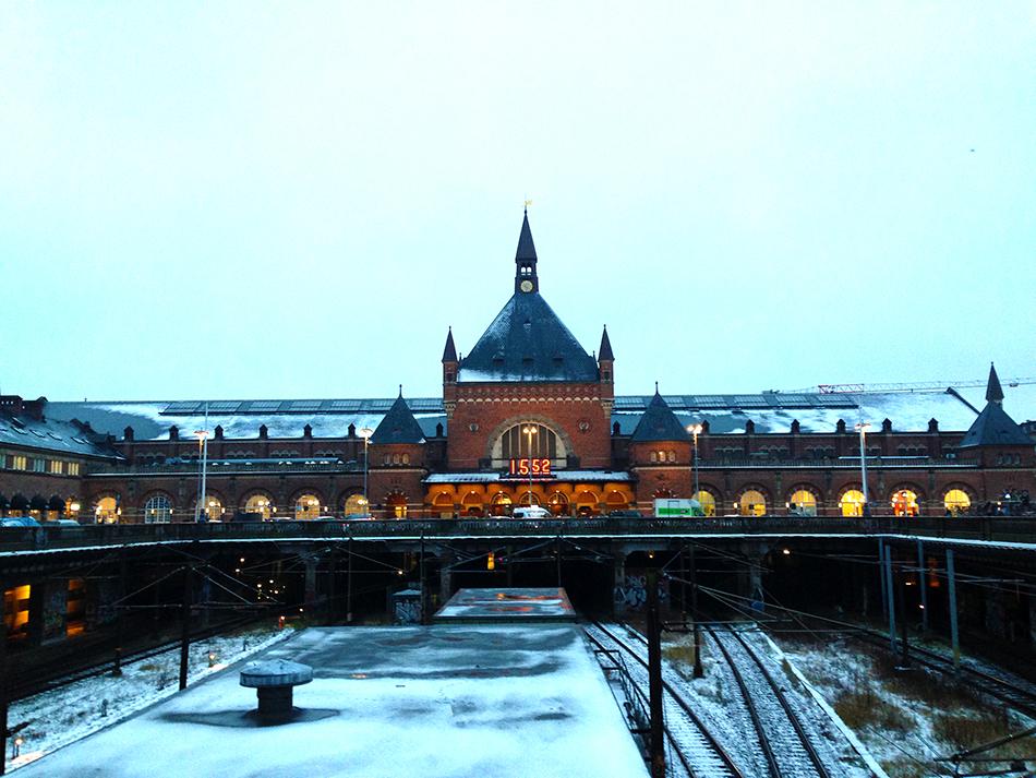 Voyage Copenhague