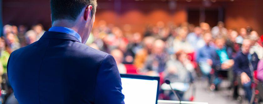 Organisation de conférence d'entreprise