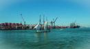 Incentive à bord d'un voilier à Lisbonne
