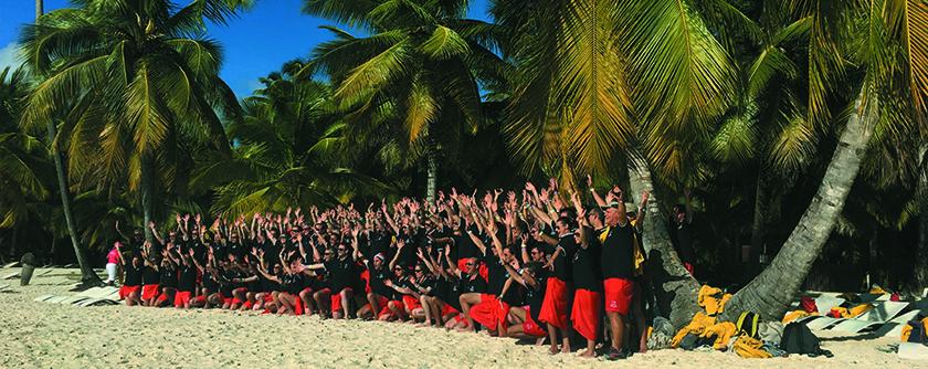Événement d'entreprise à Punta Cana