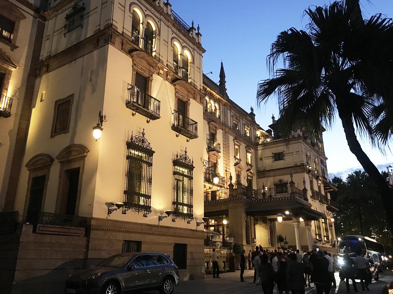 Séminaire à Séville