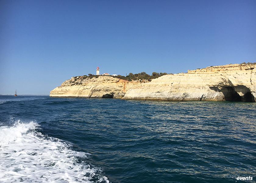 balade bateau praia de rocha