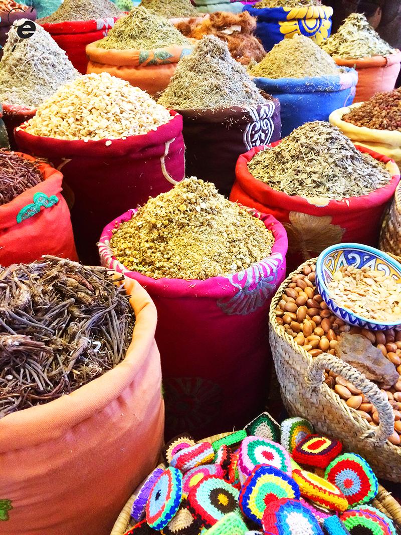 épices maroc
